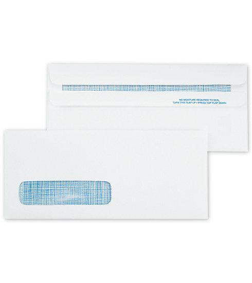 [Image: Single Window Confidential Envelope Self Seal]
