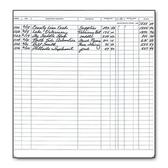 [Image: Executive Deskbook Register]
