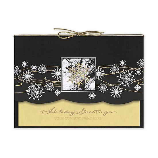 [Image: Festive Foils Holiday Cards]