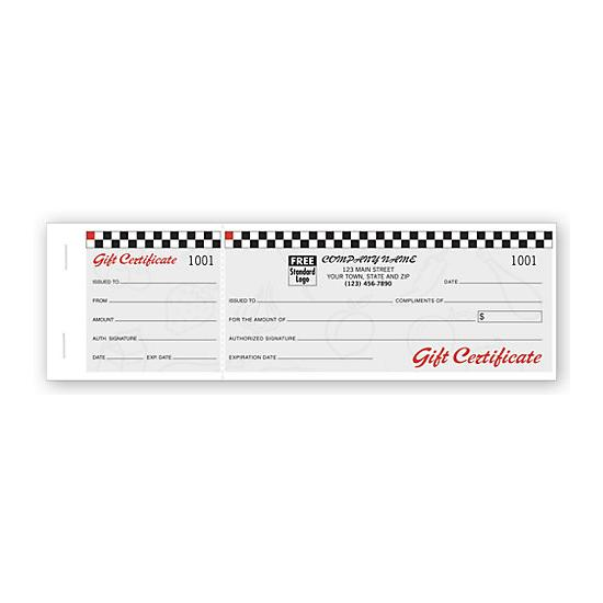 Cafe Gift Certificates Booked Sets Fruit Motif