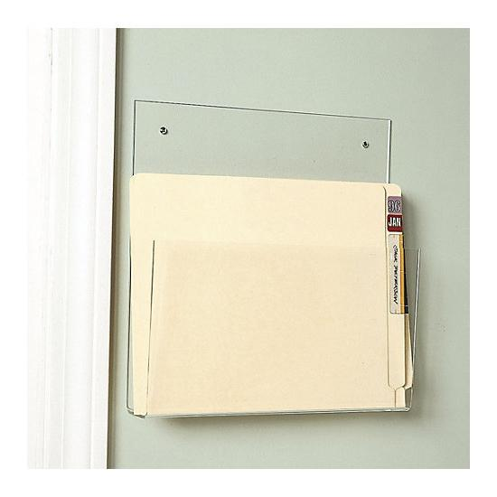 "[Image: File Holder, 1"" Capacity]"