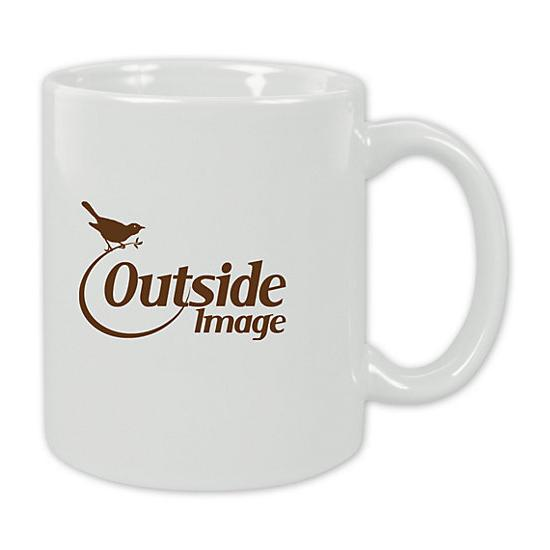 [Image: White Ceramic Mug - Personalized]