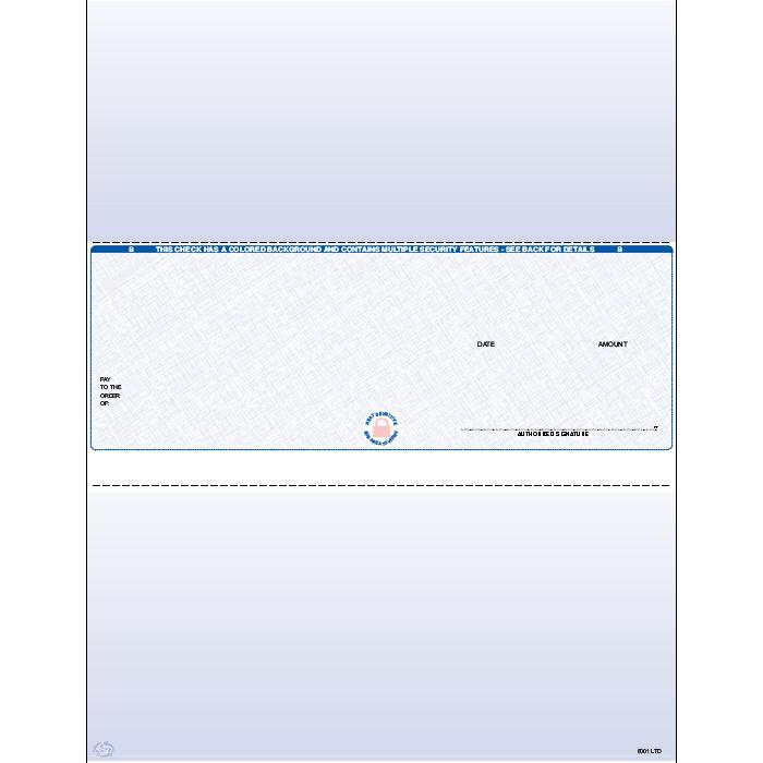 [Image: Dac Easy Windows Accounting Check F8001LTD]