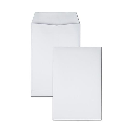 [Image: 6 x 9 White Catalog Envelope - Custom Printed]