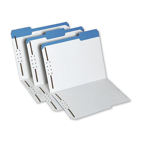 [Image: Color Tab File Folder 11 Pt 2 Fastener]