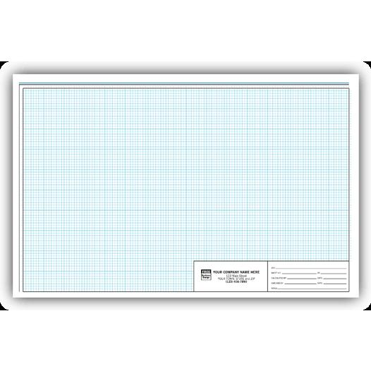 Engineer Graph Paper   Pro Sketch Padded  Engineering Graph Paper Template