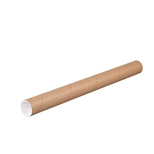 [Image: BROWN KRAFT MAILING TUBE]