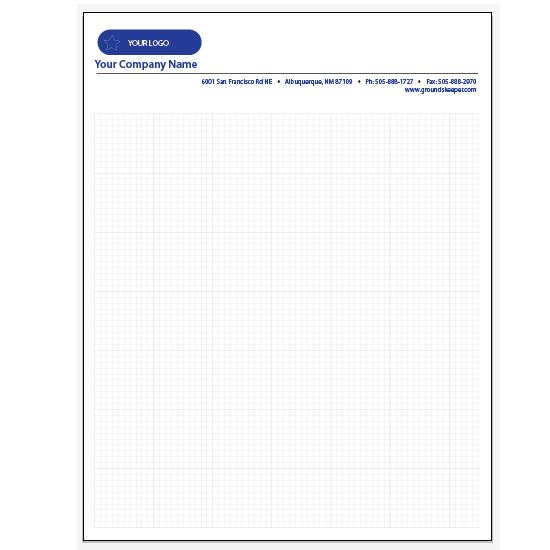 graph paper padded custom printed graph pads designsnprint
