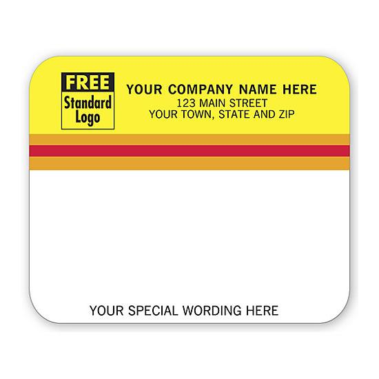 [Image: Mailing Labels For Laser or Inkjet, Personalized Return Address Label]