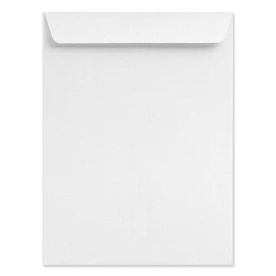 [Image: 9 1/2 x 12 1/2 White Catalog Envelope - Custom Printed]
