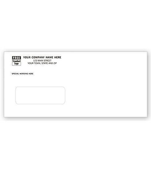[Image: Single Window Envelope 12051]