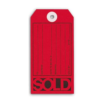 [Image: Sold Price Tag, Red]