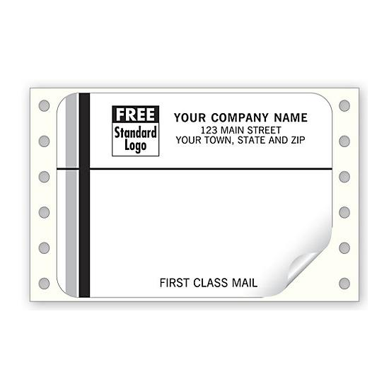 [Image: First Class Mail, Shipping Labels, Continuous, White]