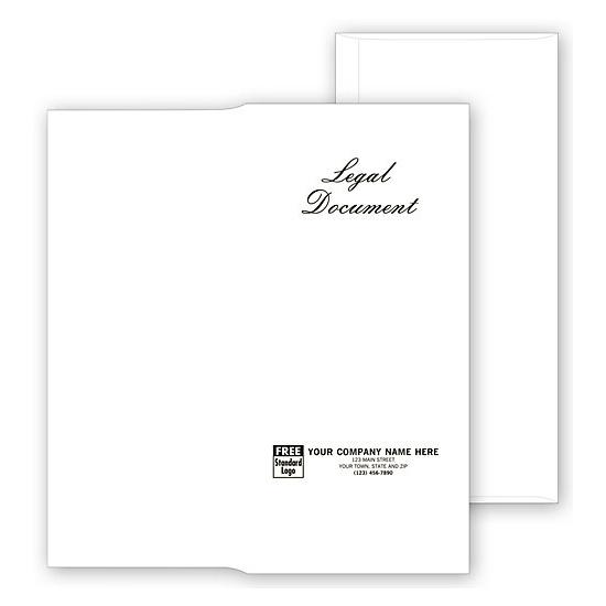 [Image: Engraved Legal Document Envelopes]