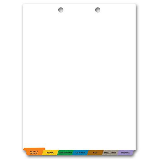 [Image: Chart File Divider Bottom Tab Set]