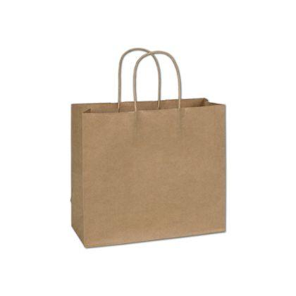 "[Image: Imperial Shoppers Bag, Kraft, 12 x 5 x 10 1/2""]"