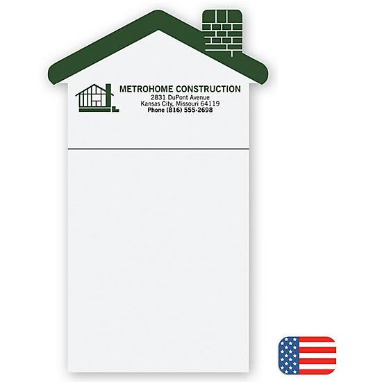 [Image: BIC House Notepad Magnets]