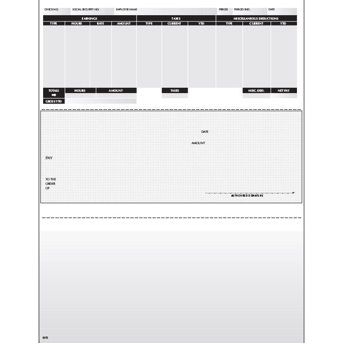 [Image: ACCPAC Plus Accounting Check F8075]