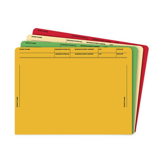 [Image: Heavy Duty Colored File Envelopes Printed]